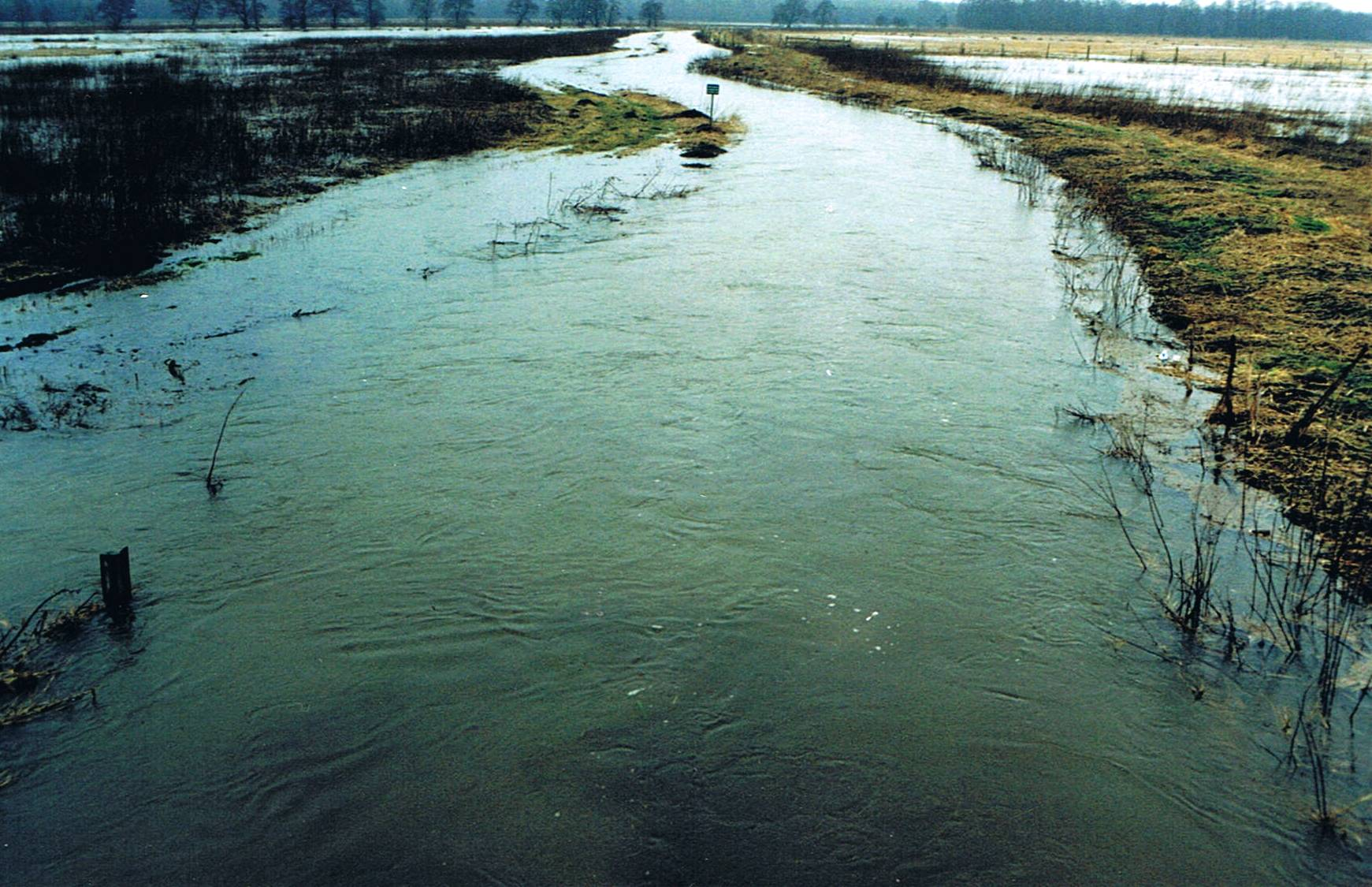Flommen marts 2005